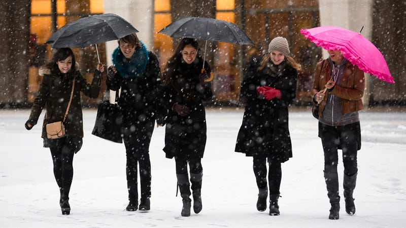 Snow Has Obliterated New York Fashion Week: Host Fashion Week Inside Your Apartment Instead