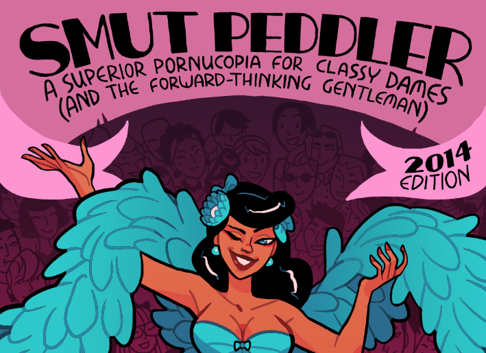 Smut Peddler's Editor Tells Us How To Make Great Pornographic Comics