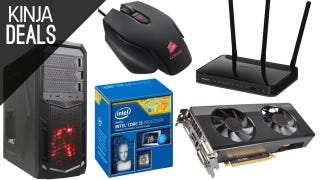 Build or Upgrade Your PC with Today's Amazon Gold Box Collection