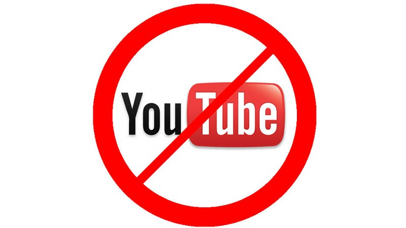 Come October, YouTube Could Be Outlawed In Japan