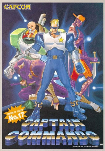 So, What Old Capcom Game Do You Want Remade Next?