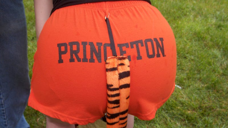 Some Poor Kid's Mom Wrote a Letter to Princeton's Student Newspaper Begging Girls to Date Her Son (UPDATE)