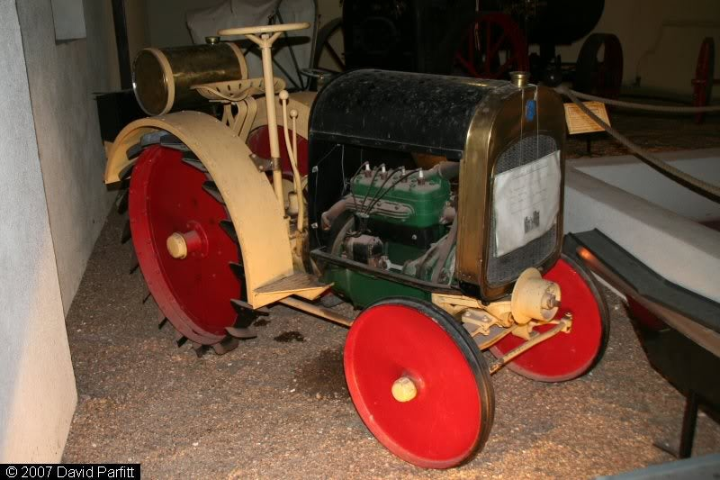 The Forgotten History of Automaker Tractors