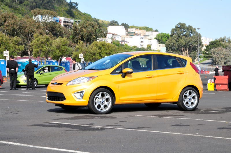 2011 Ford Fiesta: First Drive