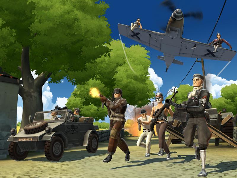 Battlefield Heroes – Battling The Stigma Of Battlefield