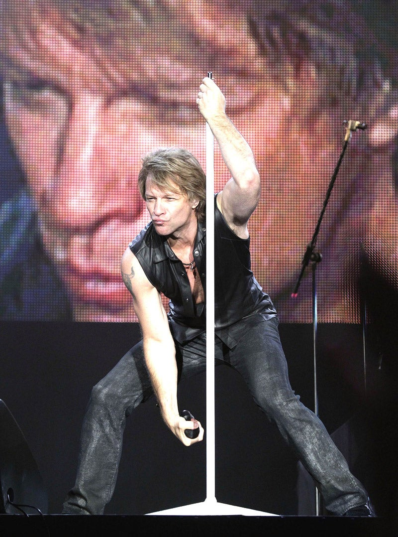 Jealous Bon Jovi Throws a Hissy Fit Over U2