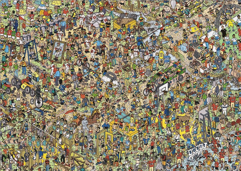 Where's Waldo GIF: The Best Thing to Happen to Both Waldo and GIFs