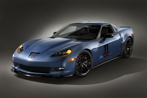 Corvette Z06 Carbon: One Seriously Atomic Track Day Package
