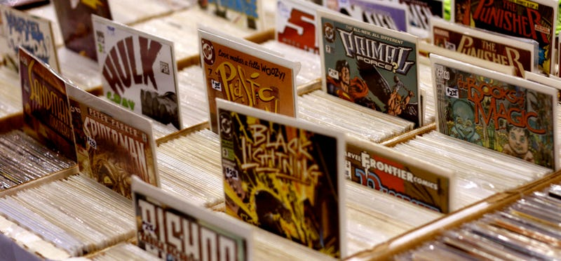 The Ten Most Expensive Comic Books at New York Comic Con