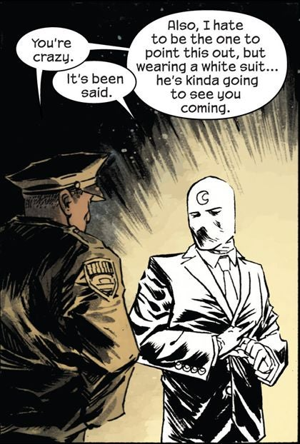 The Many Phases of Moon Knight