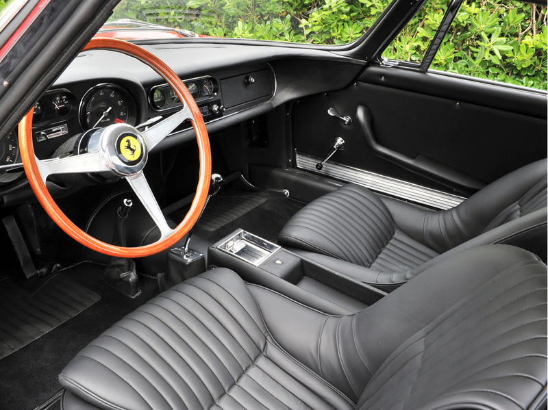 You Will Probably Get Laid In Steve McQueen's Ferrari 275 GTB/4