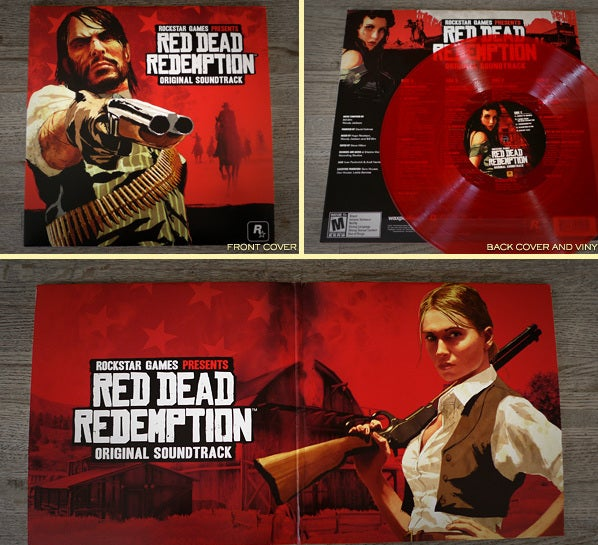 Pick Up Red Dead Redemption's Soundtrack — In Vinyl