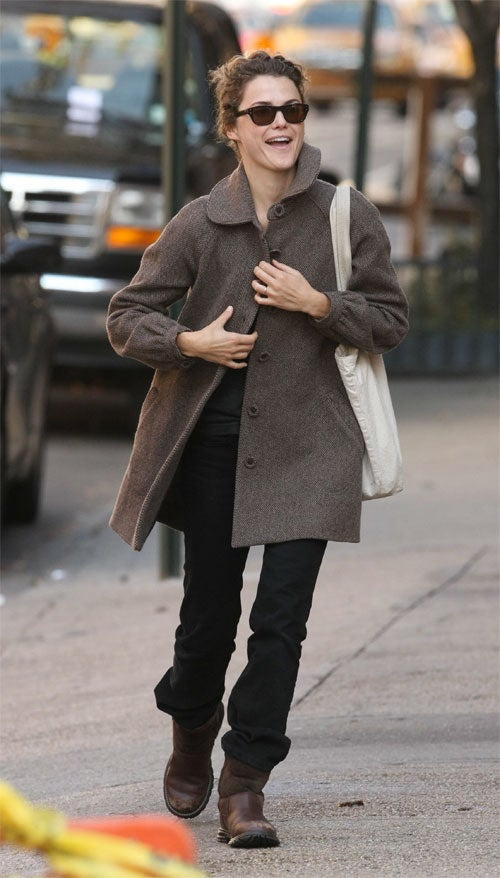 Keri Russell: Cover Girl Cover-Up
