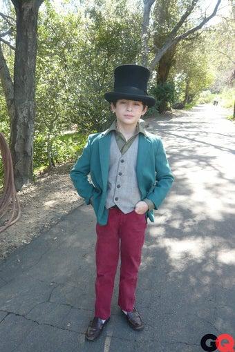 Little Big Man: The Return Of The Tiny Mad Men Dandy
