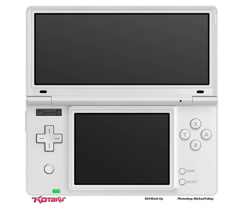 Kotaku 'Shop Contest: Is This the 3DS? Edition