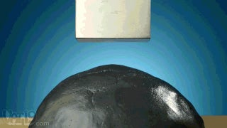 The Simple Joy of 100 Pounds of Magnetic Putty