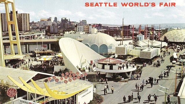 A Beautiful Look at the 1962 Seattle World's Fair, When The Future Was Magical
