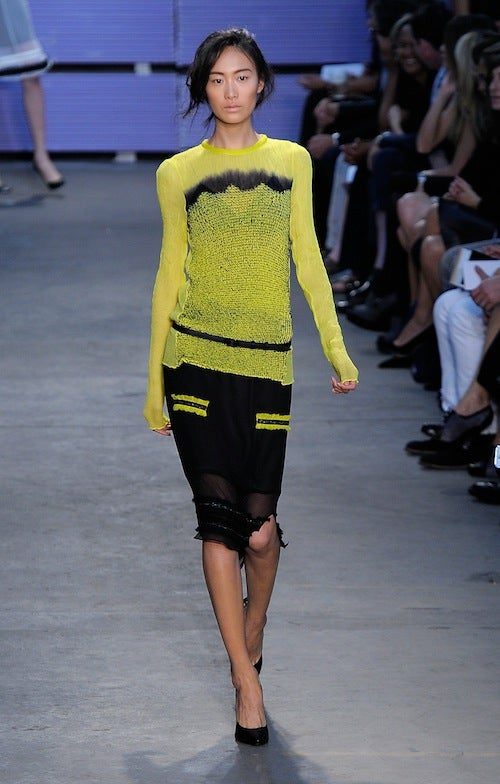 Proenza Schouler Does Neon And Tie-Dye And Somehow Makes It Subtle