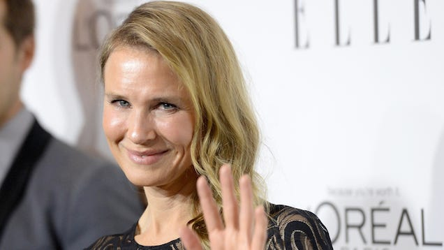 Renée Zellweger Is 'Glad' You Think Her Face Looks Different