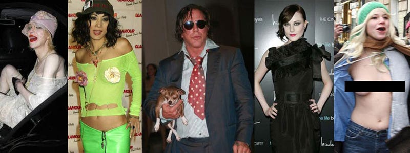 Which Date Should Mickey Rourke Bring To The Oscars?