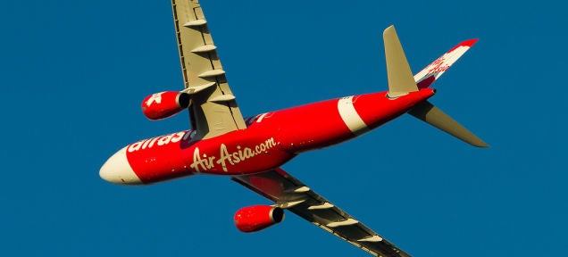 AirAsia Debris Likely Identified Off the Coast of Borneo