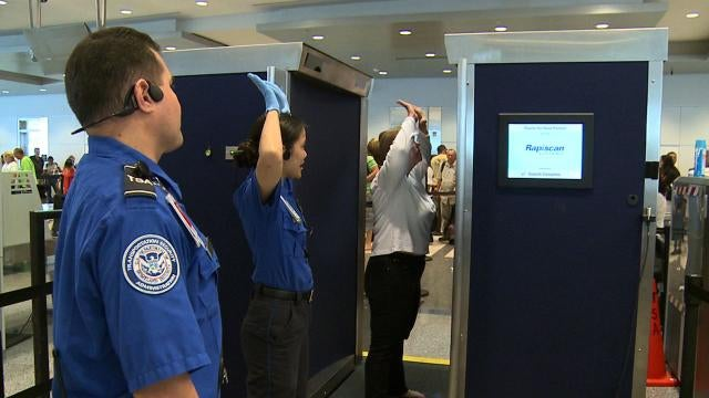 The US government skirted over the radiation safety concerns of airport X-ray machines