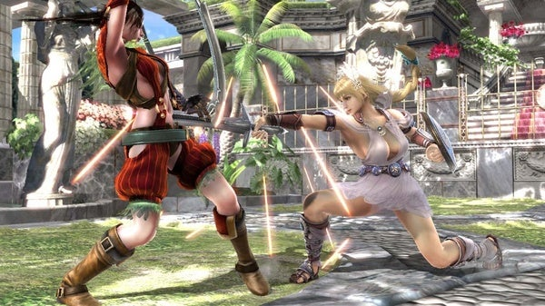 The Next Soulcalibur Is Already Under Development