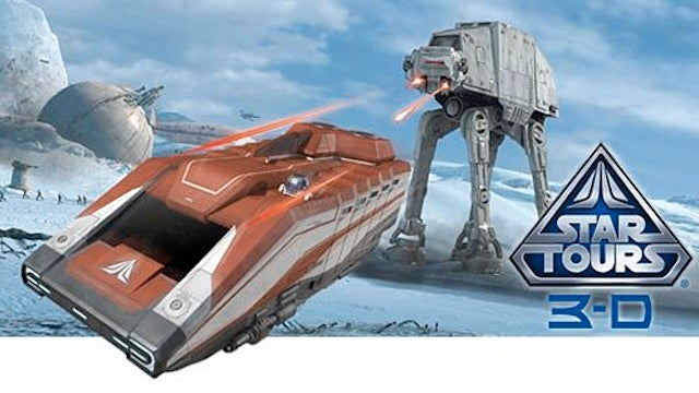 A New Star Wars Ride Includes a Parody of TSA Security Checkpoints