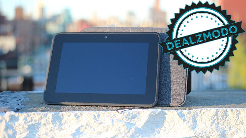 A Kindle Fire HD for Dad Is Your Deal of the Day