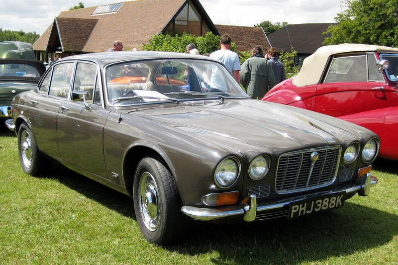 The Worst Car I Ever Owned was a Jaguar XJ6