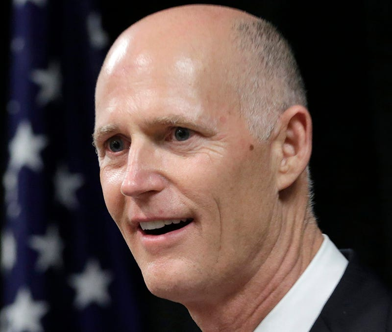 Rick Scott Is the Dumbest Politician in the History of All Politicians