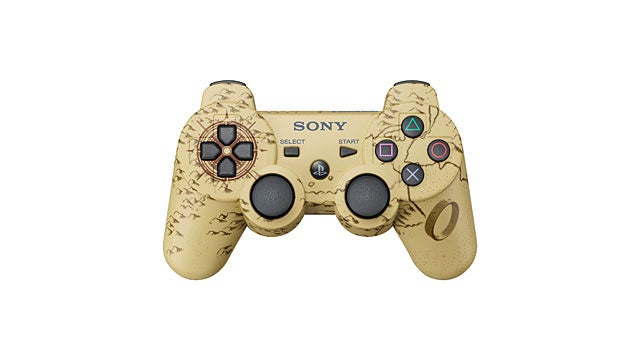 Japan Gets Official Uncharted 3 Control Pad