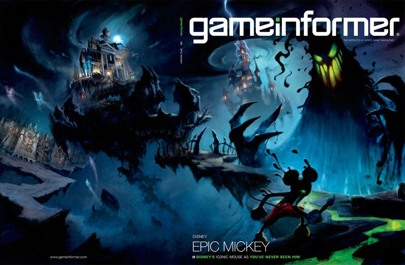 Epic Mickey Revealed, Warren Spector Speaks