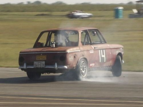 LeMons Torture Test Results: BMW 2002