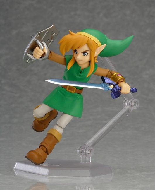 Look At This Legend Of Zelda Action Figure
