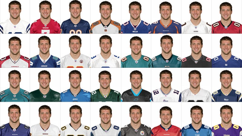 The Broncos Should Trade Tim Tebow To Every Other Team In The NFL (Unless They Keep Him), According To Internet