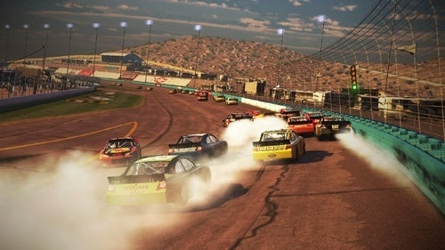 NASCAR The Game 2011 Screens