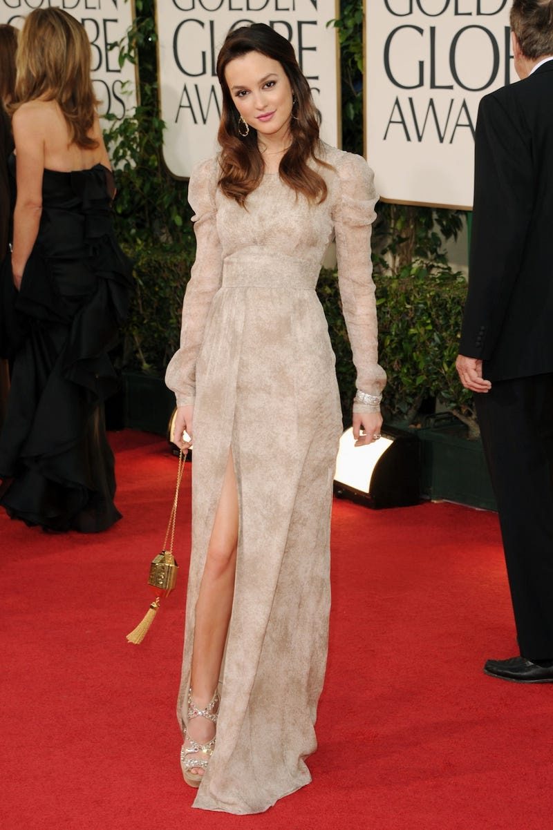 Blood on the Carpet: Highlights of Golden Globe Fashion