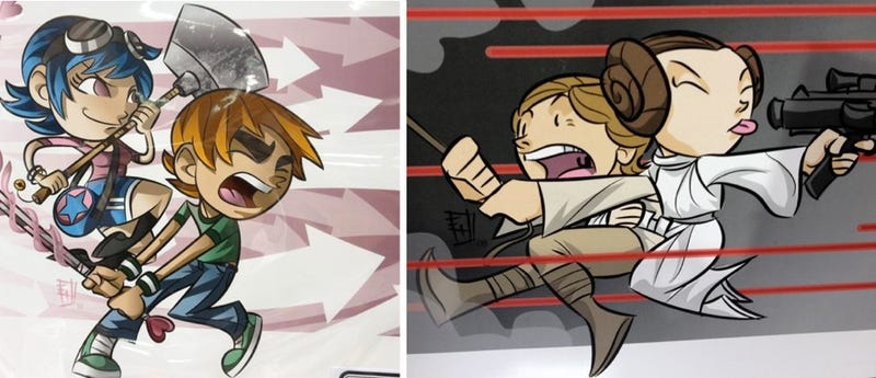 Best Of The WonderCon Floor: Superhero Undies, Evel Knievel Fett and More!
