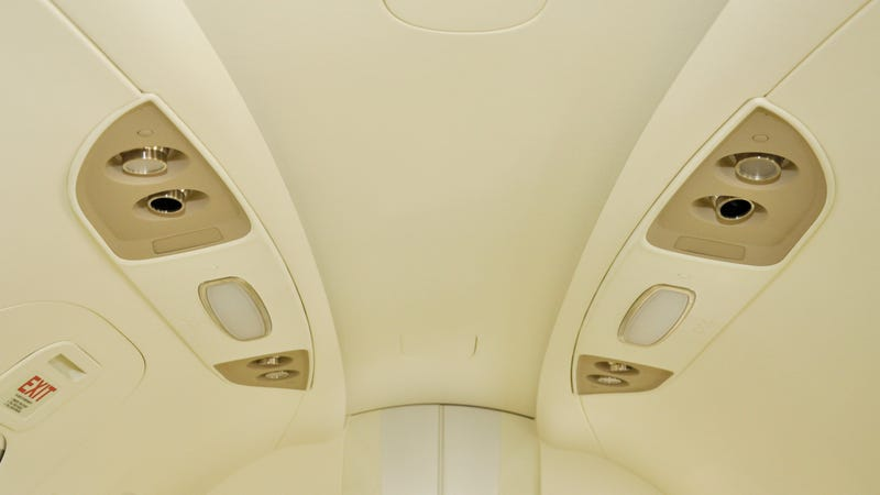 The HondaJet Is Also Beautiful On The Inside