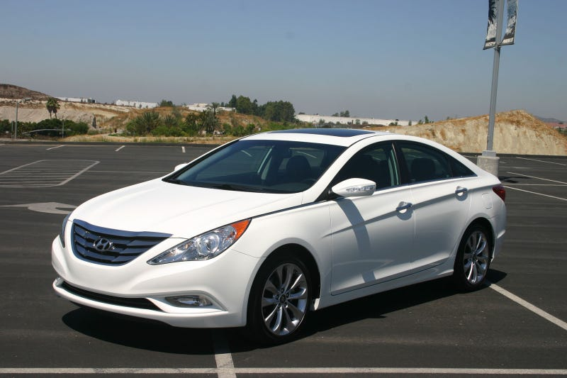 What does Oppo think of... 2011 Hyundai Sonata
