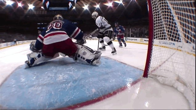 Kings One Win Away From Stanley Cup; Rangers Sliding On Their Faces