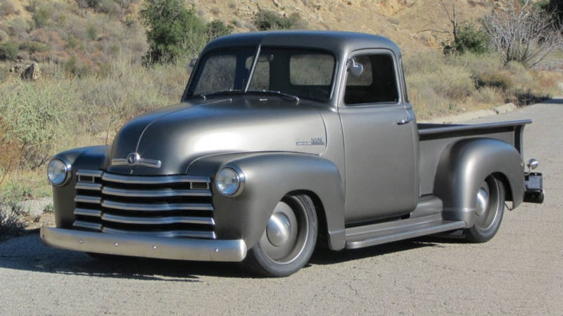 ICON's Thriftmaster pickup eats canyon roads for breakfast
