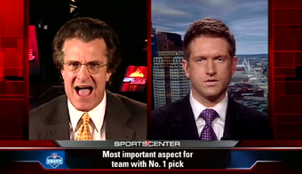 The Slow Descent Into Madness Of Mel Kiper Jr.