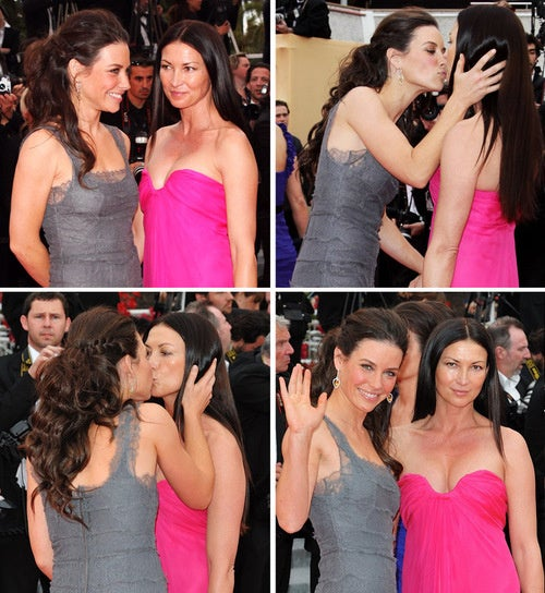 Evangeline Lilly Is Making Sawyer So Jealous Right Now