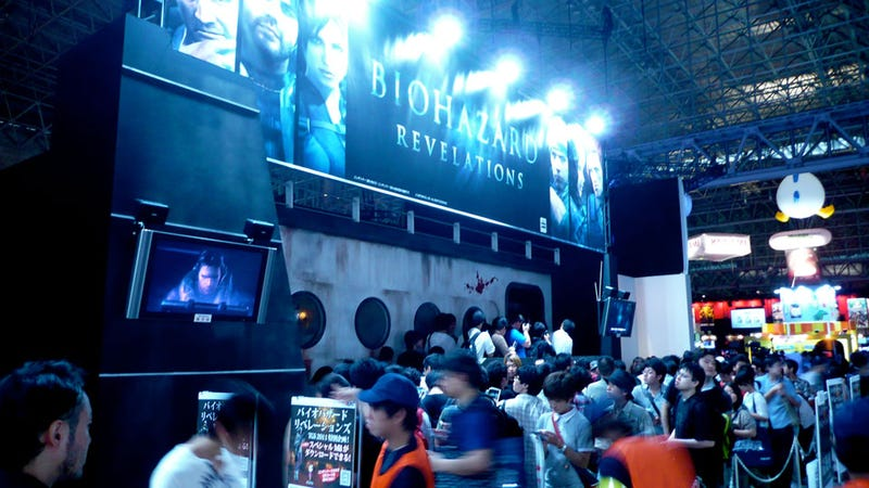 Capcom, You Once Again Have the Best Booth at TGS