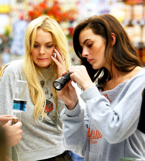 'I Still Don't See Your Dignity, Lindsay. Are You Sure You Lost It Here?'