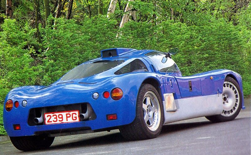 The Ten Most Outrageous Pre-Production Prototypes Ever Tested