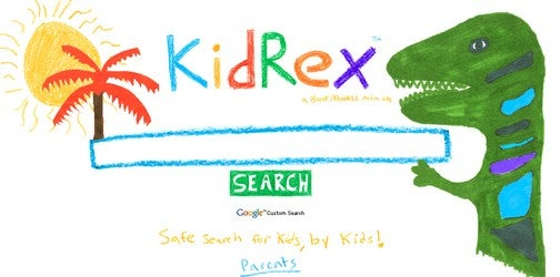 KidRex Provides Hassle-Free Web Search Filtering for Kids