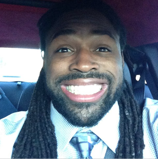 Torrey Smith Has Been Interning For His Local Congressman